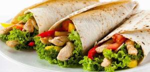 Jual Kulit Tortilla Kebab dan Bahan Kebab Solo