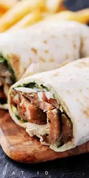 Jual Kulit Tortilla Kebab dan Bahan Kebab Solo Murah